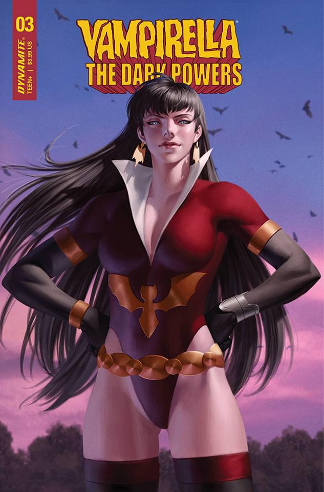 Vampirella: The Dark Powers #3 (Yoon Cover)