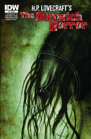 H.P. Lovecraft's The Dunwich Horror #4