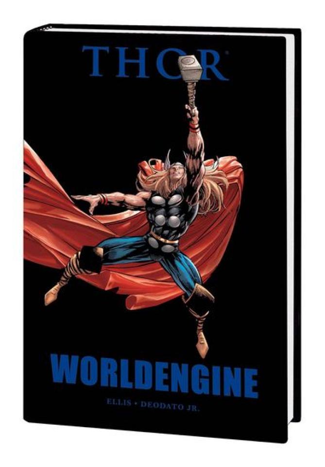 Thor: Worldengine Premiere Hardcover