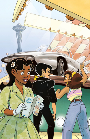 Goldie Vance #1 (Emerald City Comicon Exclusive)