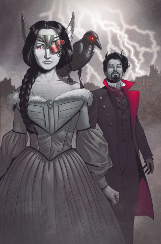 The Wicked + The Divine: 1831 (2nd Printing)
