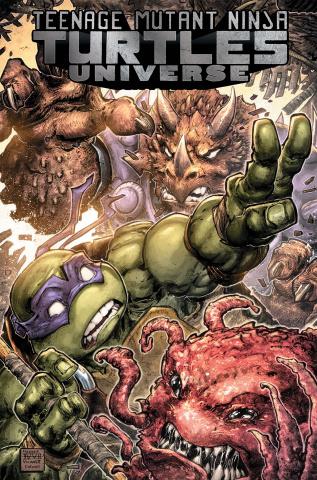 Teenage Mutant Ninja Turtles Universe Vol. 5: Coming Doom