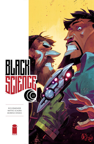 Black Science #33 (Scalera & Dinisio Cover)