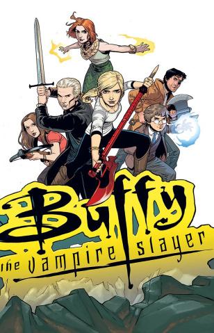 Buffy the Vampire Slayer, Season 10 #30 (Isaacs Cover)