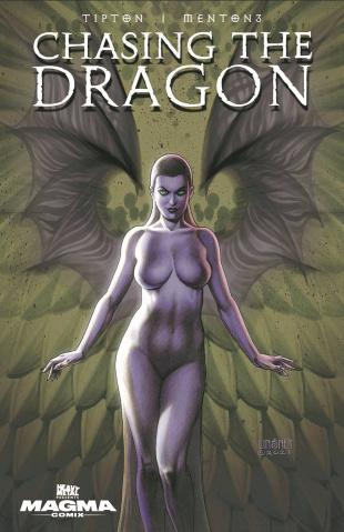 Chasing the Dragon #1 (Linsner 2nd Printing)