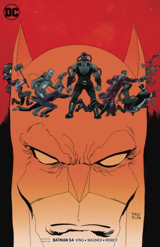 Batman #54 (Variant Cover)