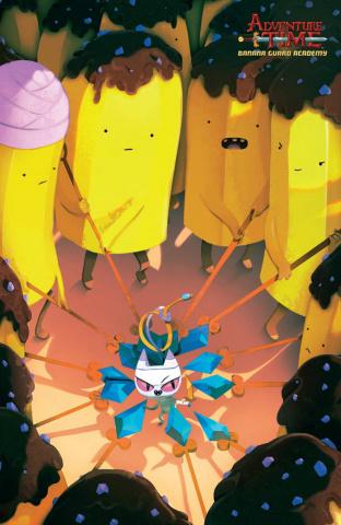 Adventure Time: Banana Guard Academy #5 (20 Copy Chen Cover)