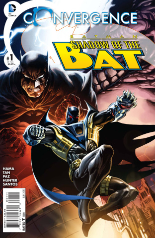 Convergence: Batman - Shadow of the Bat #1