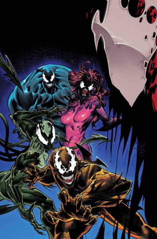 Absolute Carnage: Separation Anxiety #1