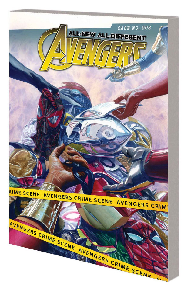 All-New All-Different Avengers Vol. 2: Family Business