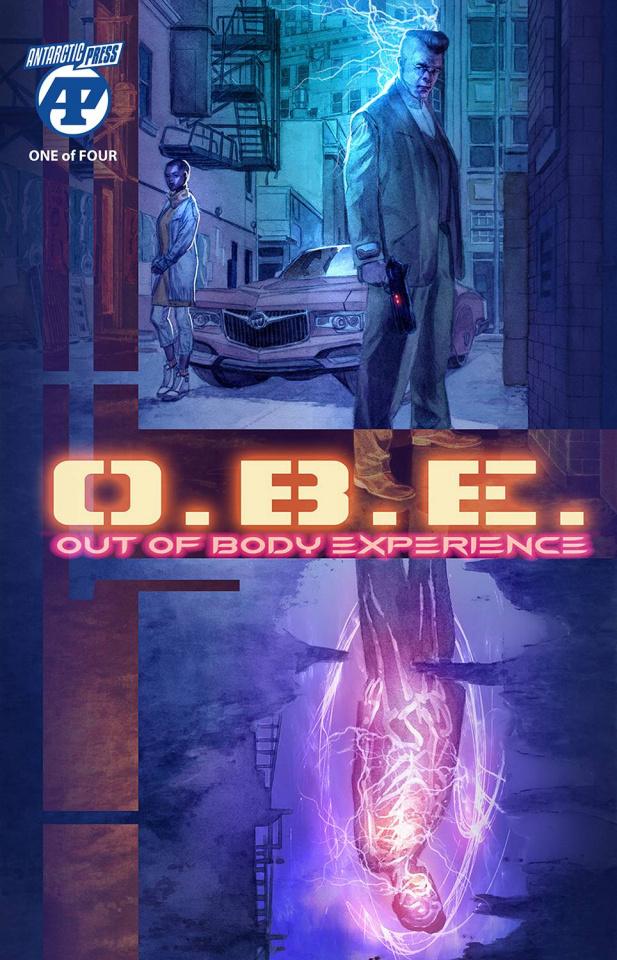 O.B.E.: Out of Body Experience #1