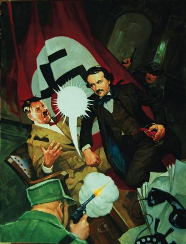 Edgar Allan Poe's Snifter of Terror, Season 2 #1
