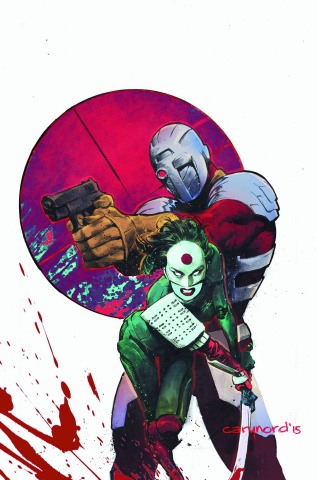 Suicide Squad's Most Wanted: Deadshot & Katana #1
