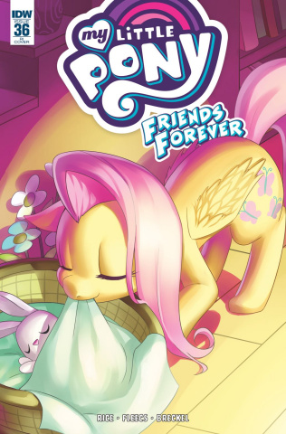 My Little Pony: Friends Forever #36 (10 Copy Cover)