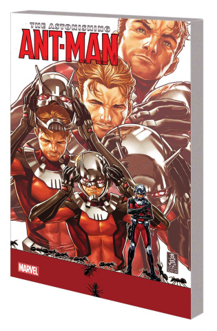 Astonishing Ant-Man (Complete Collection)