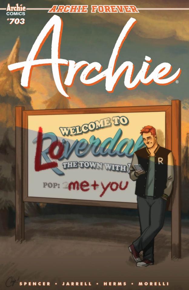 Archie #703 (Zdarsky Cover)