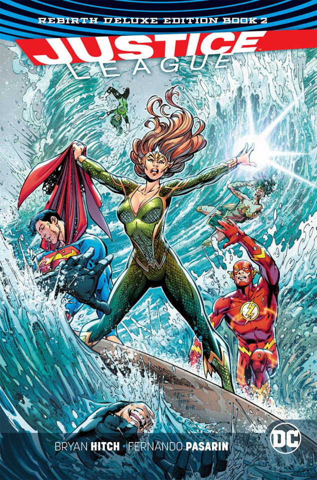Justice League: Rebirth Book 2