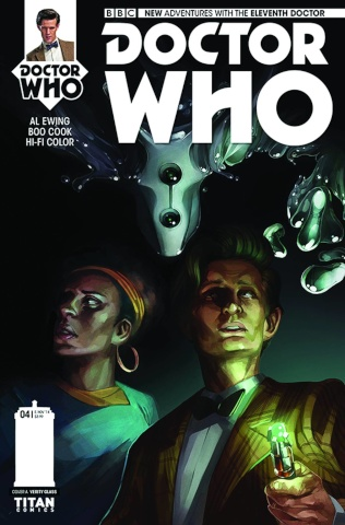 Doctor Who: New Adventures with the Eleventh Doctor #4