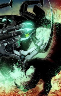 Pacific Rim: Tales from the Drift #4