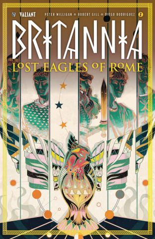 Britannia: Lost Eagles of Rome #2 (Hong Cover)