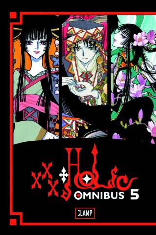 xxxHOLIC Vol. 5 Ombibus