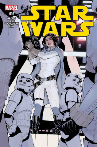 Star Wars: Rebel Jail #1 (True Believers)