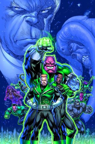 Green Lantern Corps Vol. 3: Willpower