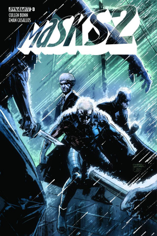 Masks 2 #3 (Subscription Cover)