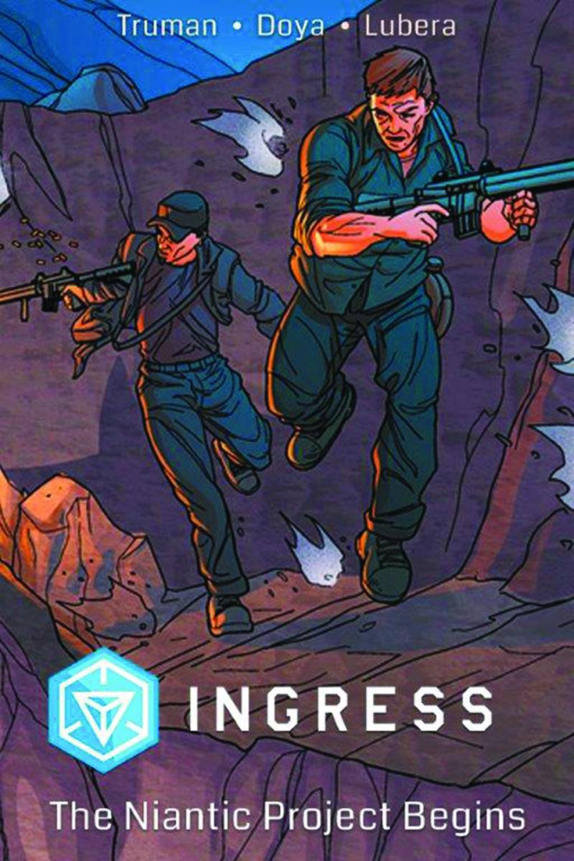 Ingress: The Niantic Project Begins