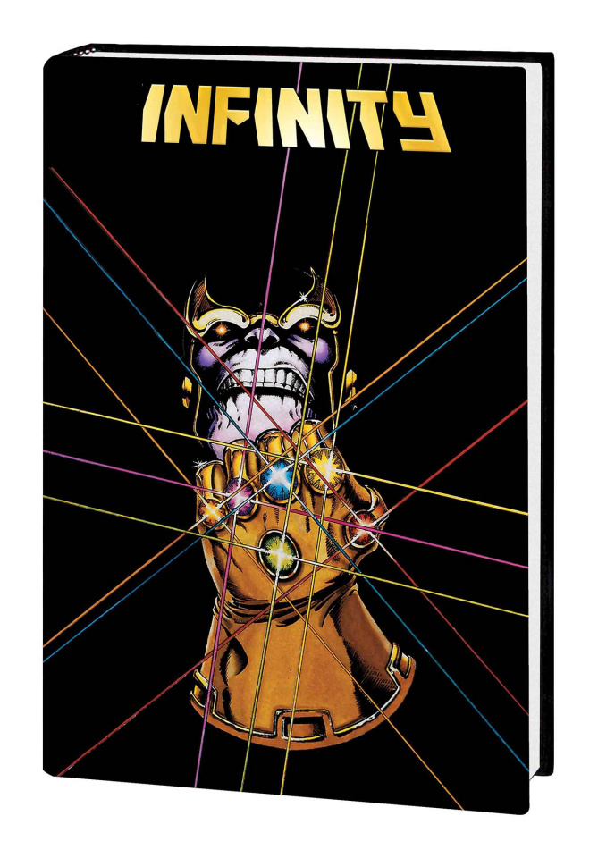 Infinity by Starlin & Hickman (Omnibus)