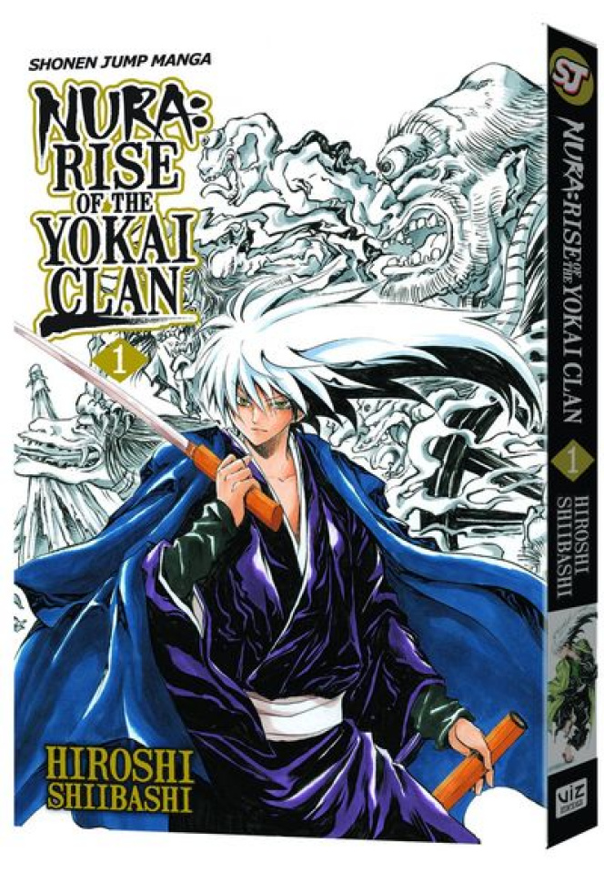 Nura: Rise of the Yokai Clan Vol. 1