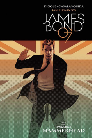 James Bond: Hammerhead #1 (Salas Cover)
