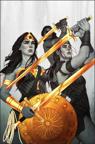 Wonder Woman #43 (Variant Cover)