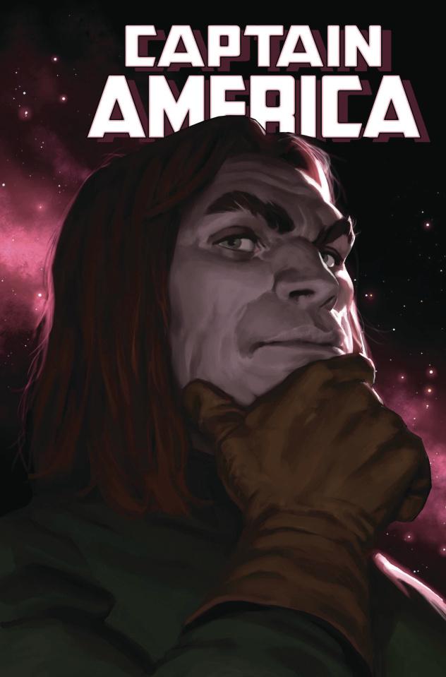 Captain America #6 (Djurdjevic Fantastic Four Villains Cover)