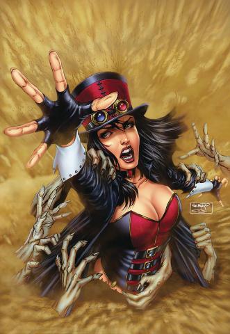 Van Helsing: The Sword of Heaven #3 (Goh Cover)