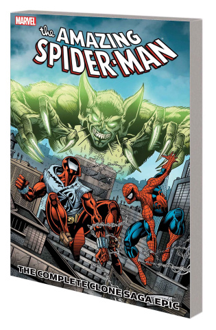The Amazing Spider-Man: The Complete Clone Saga Epic Vol. 2