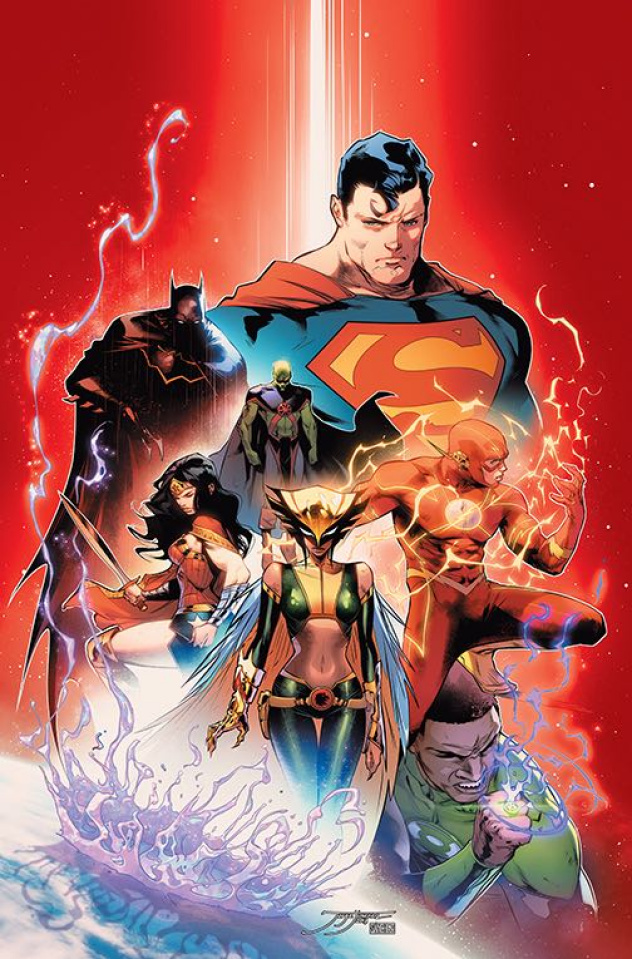 Justice League #2 (2nd Printing)