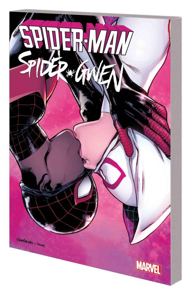 Spider-Man and Spider-Gwen: Sitting in a Tree