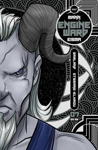 Engineward #7 (Eisma Cover)
