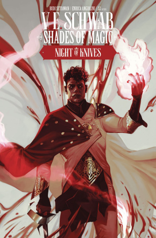 Shades of Magic #8 (Caranfa Cover)