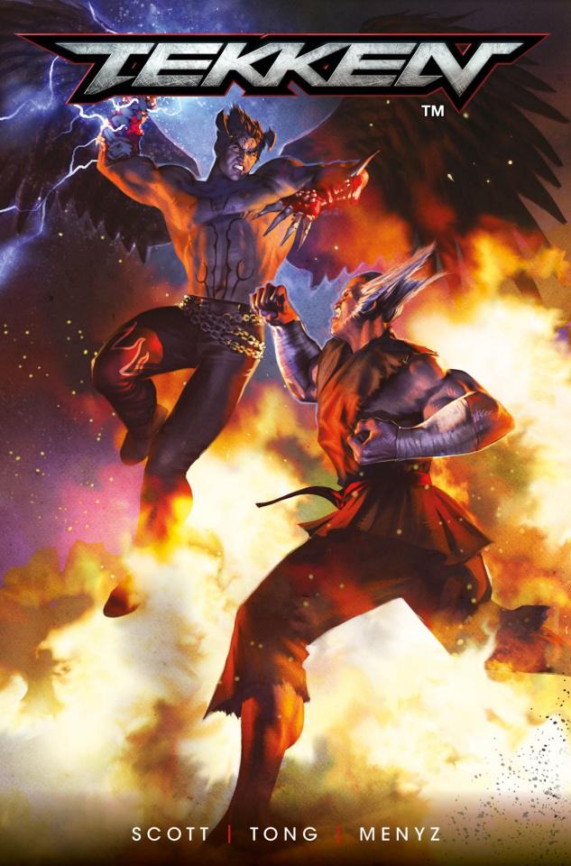 Tekken Vol. 1: Blood Feud