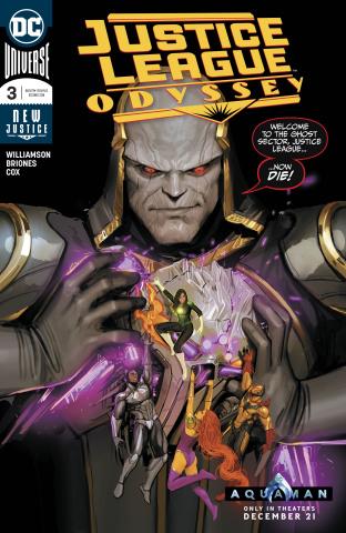 Justice League: Odyssey #3