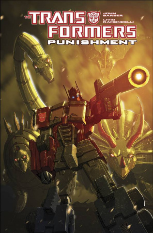 The Transformers: Punishment