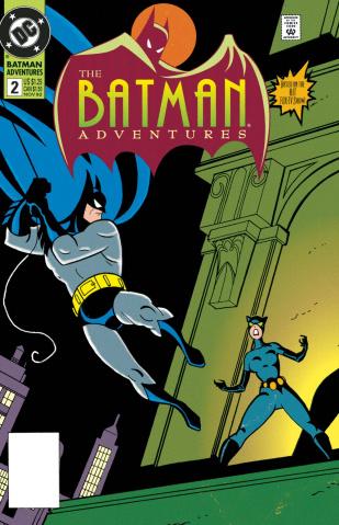 DC Classics: The Batman Adventures #2