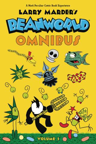 Beanworld Vol. 1 (Omnibus)