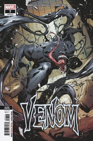 Venom #7 (Stegman 2nd Printing)