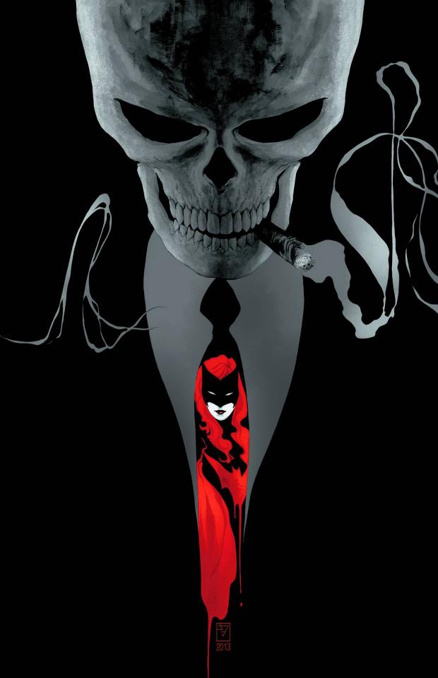 Batwoman #25