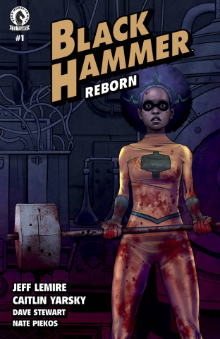 Black Hammer: Reborn #1 (Yarsky Cover)