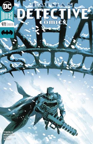 Detective Comics #971 (Variant Cover)