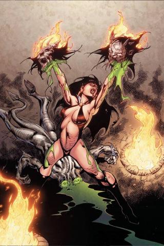 Vengeance of Vampirella #11 (15 Copy Castro Virgin Cover)